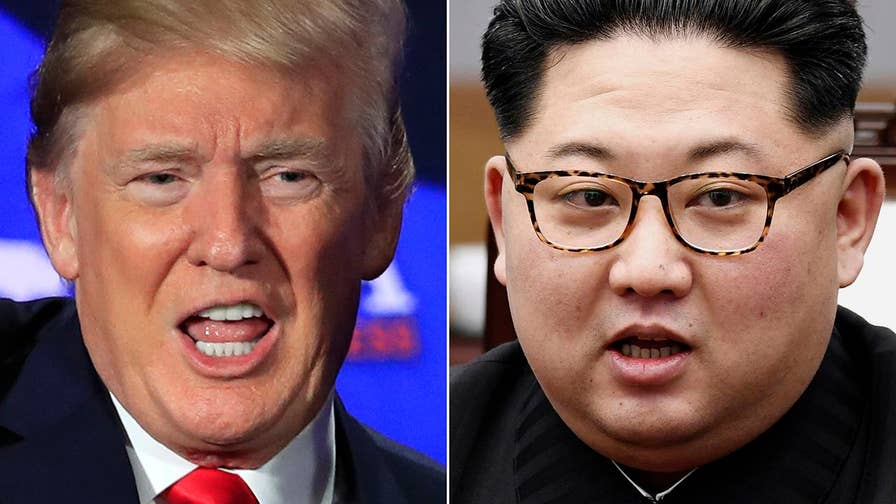 World leaders' high-stakes summit scheduled for June. Fox News' Rich Edson reports.