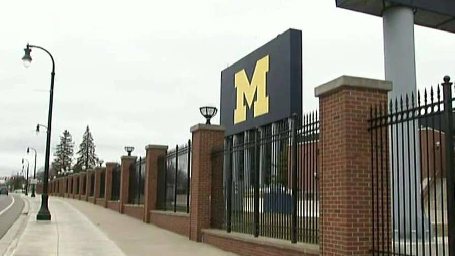 University of Michigan students advised to report on peers they suspect of bias.