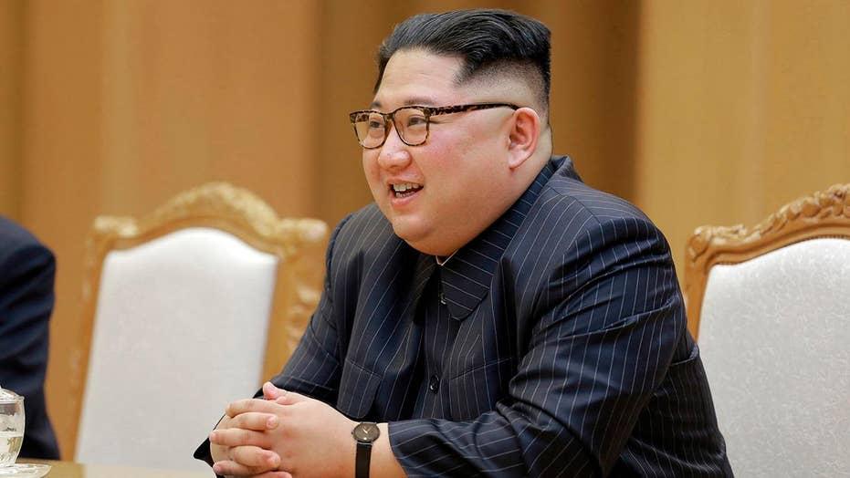 North Korea frees three Americans ahead of Trump summit