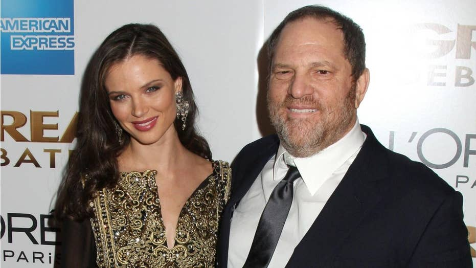 Harvey Weinstein's wife Georgina Chapman speaks out