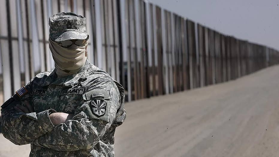 DHS requests more troops deploy to border to boost security