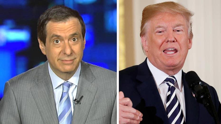Kurtz: Can Trump out-crazy an erratic dictator?