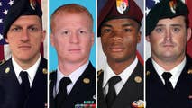 Report released on the death of four American soldiers killed in Niger in an ambush by a group of about 100 ISIS fighters; Lucas Tomlinson reports from the Pentagon.