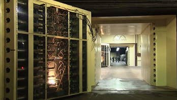 Rare look inside Cheyenne Mountain Complex, 'America's fortress'