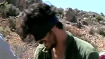 Jonathan Hunt reports on efforts to recover an American Marine turned journalist who was kidnapped terrorists in Syria.