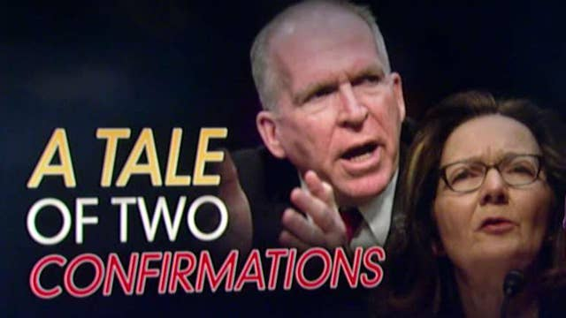 Ingraham: A tale of two confirmations for CIA director