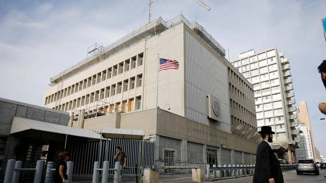US embassy move to Jerusalem galvanizing Trump support