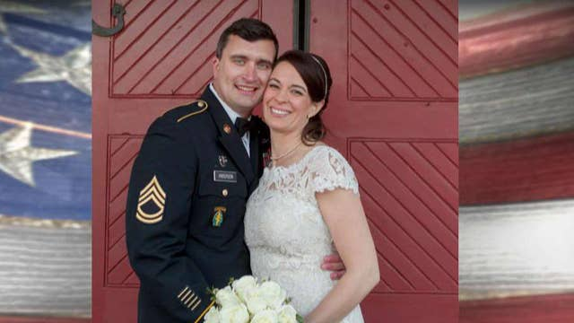 Army wife wins 'Military Spouse of the Year'