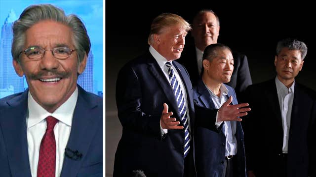 Geraldo Rivera: Trump attained a tremendous triumph