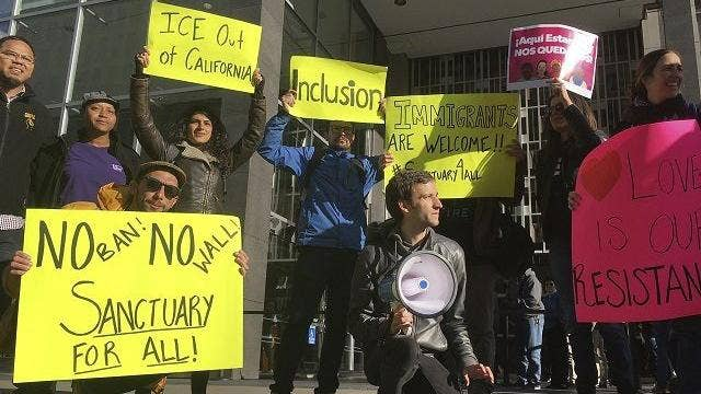Report: Half of Americans are under sanctuary policy
