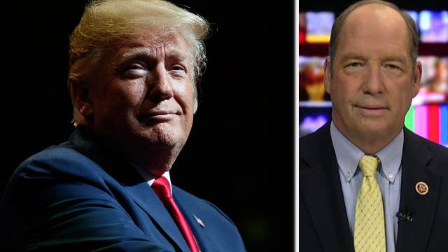 Yoho: Trump's strategy for North Korea playing out perfectly