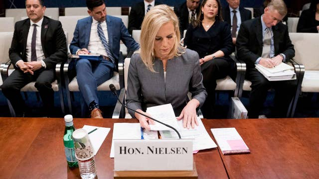 Report: DHS Secretary Nielsen drafted resignation letter