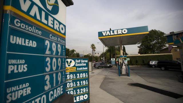 Drivers in shock about rising gas prices