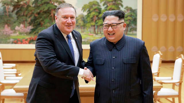 Pompeo sets standard for North Korean denuclearization