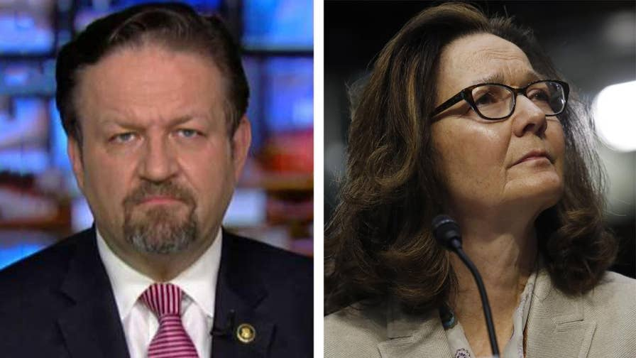 Gina Haspel is attacked over her role in enhanced interrogations by the CIA; Dr. Sebastian Gorka, Daniel Hoffman and Dan Bongino discuss Haspel's CIA director nomination, Trump's foreign policy strategy and more on 'Hannity.'