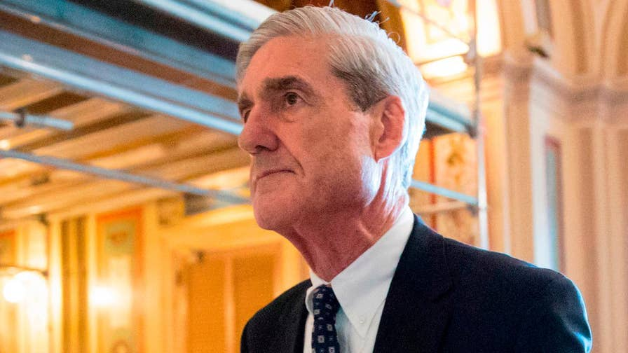 House Intelligence Committee Chairman Devin Nunes and House Oversight Chairman Trey Gowdy meet with intel officials over subpoena for Mueller documents; Catherine Herridge reports.