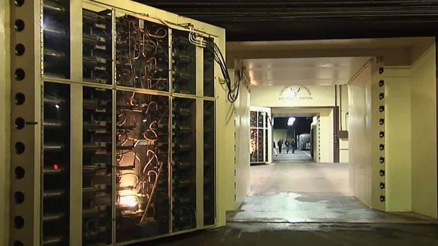 Fox News takes you inside Cheyenne Mountain, the unseen outpost where our nation keeps its eyes on the world's bad actors.