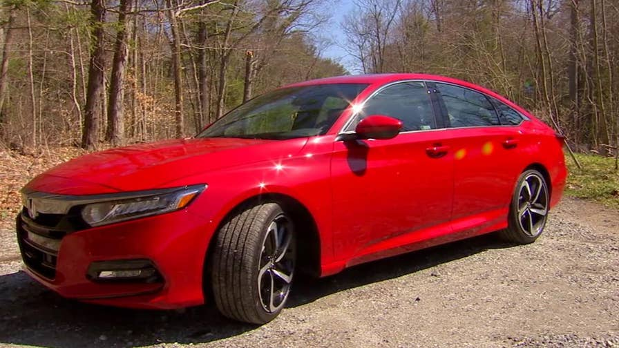 The 2018 Honda Accord Sport is one of a handful of mainstream midsize sedans that you can get with a manual transmission. FoxNews.com Automotive Editor Gary Gastelu takes it for a spin to find out if you should.
