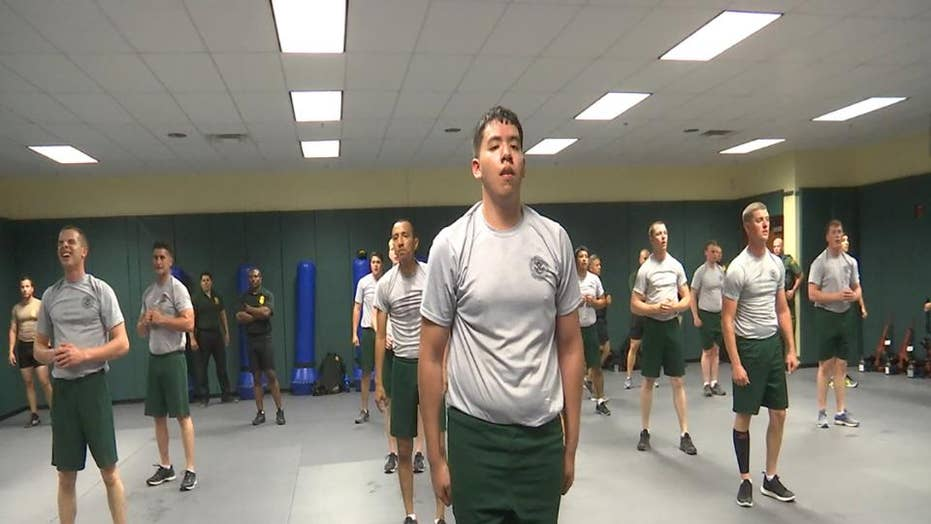 Border Patrol Academy expands recruit training program