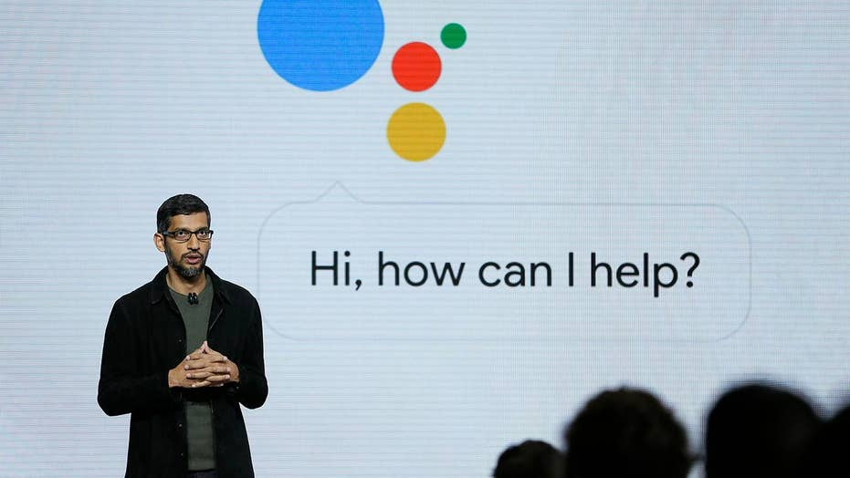 Google unveils new artificial intelligence-powered assistant