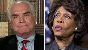 California Democratic Congresswoman Maxine Waters and Pennsylvania Republican Congressman Mike Kelly clashing in a heated House Floor exchange.