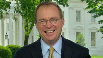 Mick Mulvaney on calls for Congress to cut spending
