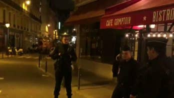 Reports: Two people, including the attacker, have been killed in a stabbing attack in Paris.