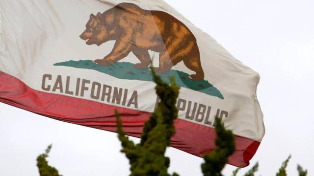 Middle class squeezed as California free-falls