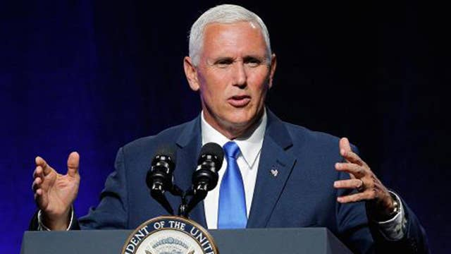 Marc Lotter reacts to attacks on Vice President Pence