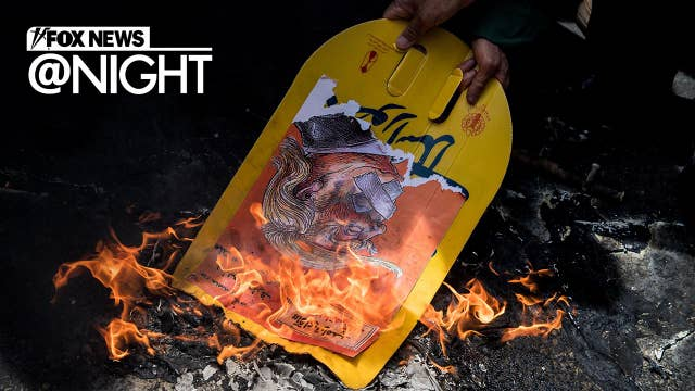 Fox News @ Night - Friday, May 11