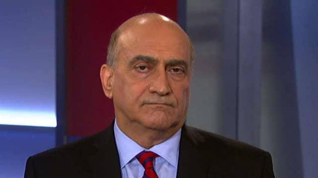 Walid Phares on European response to Trump's Iran decision
