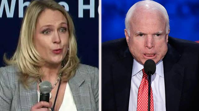 WH official's alleged joke about McCain sparks backlash