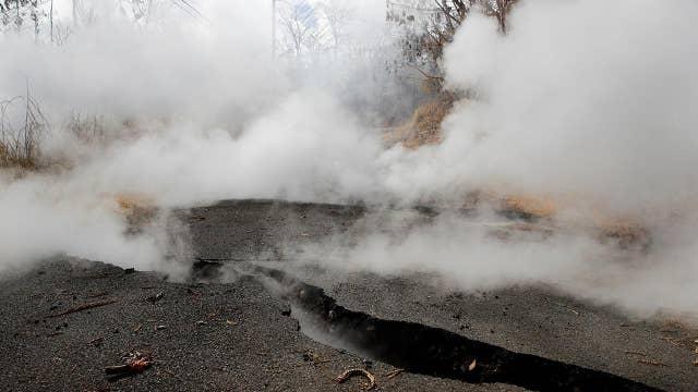 Scientists share warnings about Hawaii's Kilauea volcano