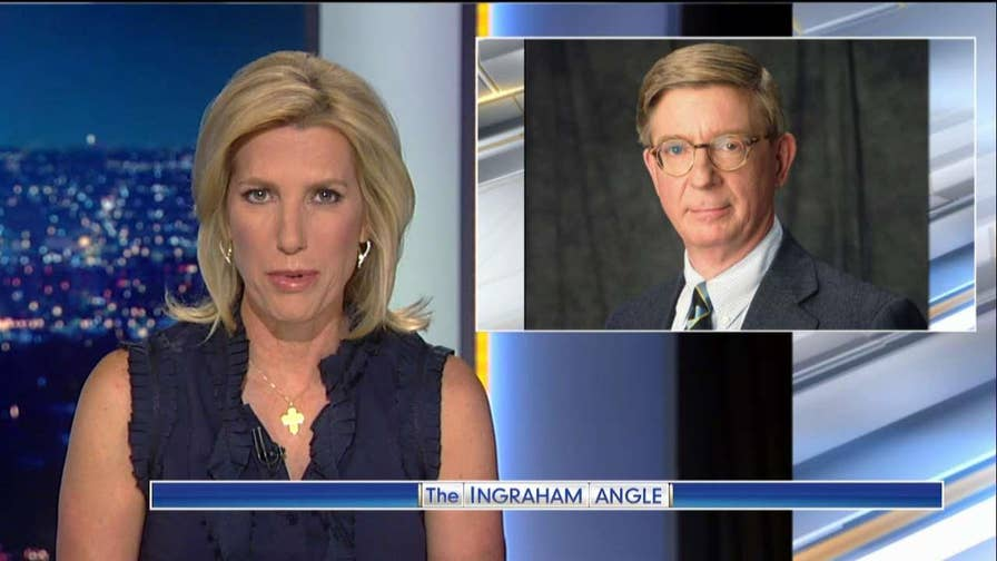Ingraham Rips George Will for Attack on Pence