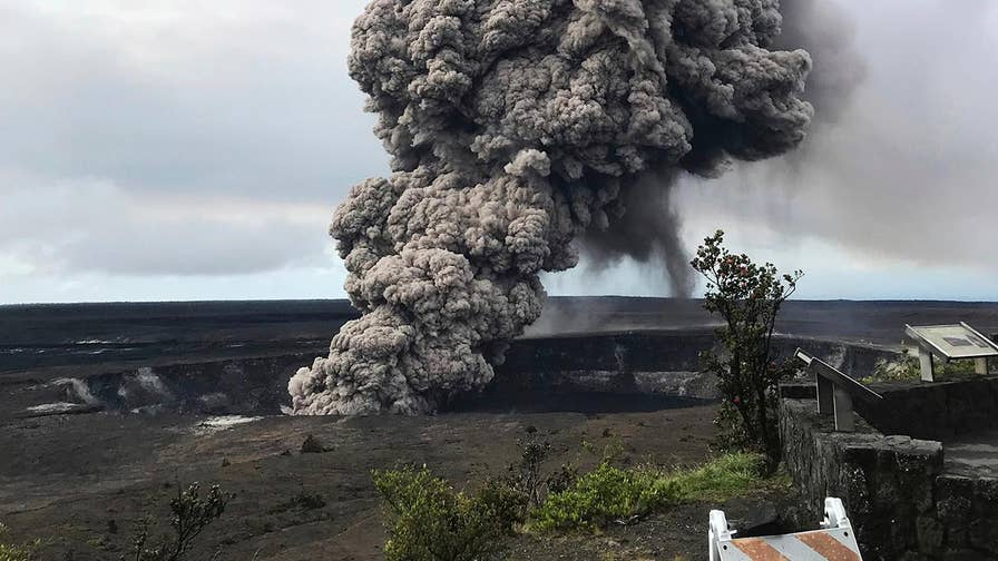 Hawaii faces volcanic eruptions and toxic gas; National Geographic science editor Victoria Jaggard shares insight.