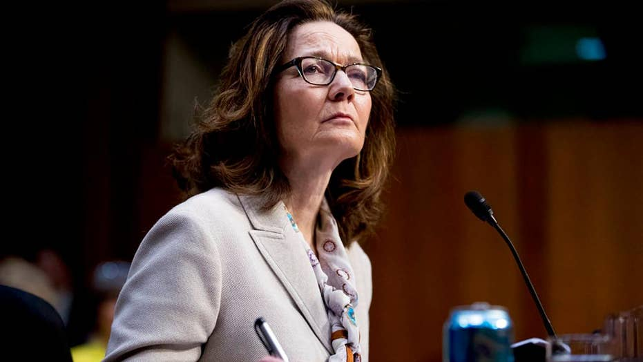 Second Democrat comes forward as a 'yes' vote for Haspel