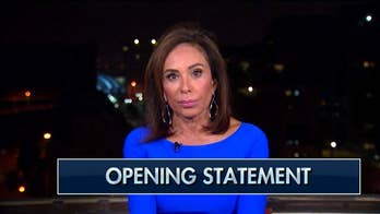 Judge Jeanine Pirro: Trump sends the world a message in recognizing Jerusalem as Israel's capital