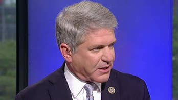 Rep. Michael McCaul supports Trump's decision to withdraw the U.S. from the Iran nuclear deal and discusses lawmakers' push to force a House vote on immigration bills on 'Sunday Morning Futures.'