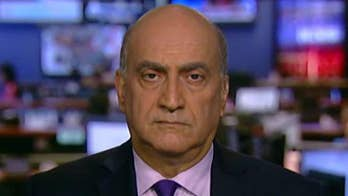 French authorities say the suspect in a deadly stabbing attack in Paris was flagged as a potential terror risk; Walid Phares reacts on 'America's News HQ.'