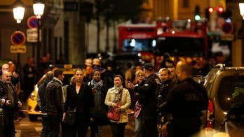 More details are revealed about the suspect in a deadly Paris stabbing attack; Bryan Llenas reports.