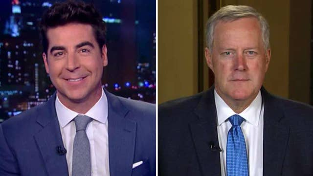 Meadows on possibility a spy infiltrated the Trump campaign