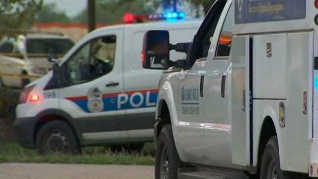 Ohio deputy shot in gunfight