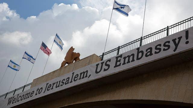 Hogan Gidley on Jerusalem embassy opening, the Iran deal