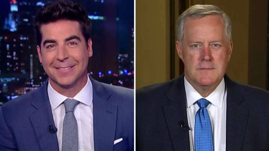 Republican congressman from North Carolina goes on 'Watters' World' to discuss the new allegations and the Russia investigation.