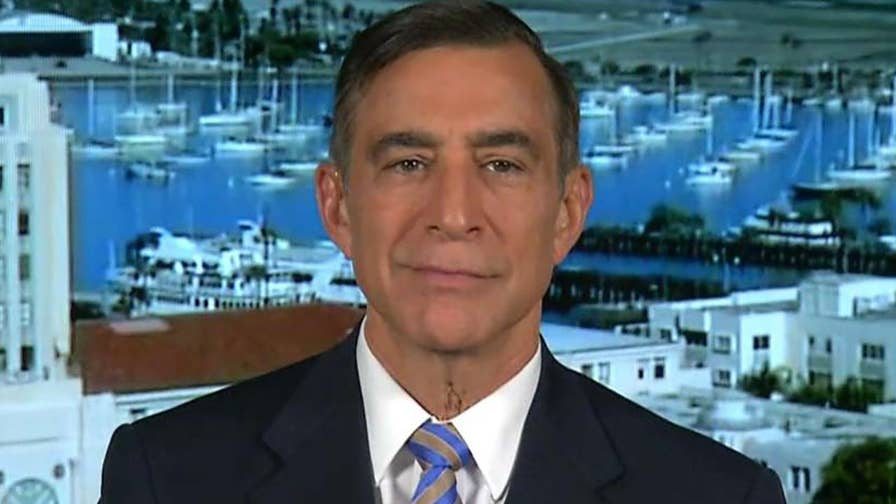 Rep. Darrell Issa speaks out about Congress' efforts to receive information from the Justice Department on 'Sunday Morning Futures.'