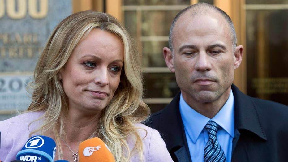 Is Avenatti using Stormy to wage a political war with Trump?