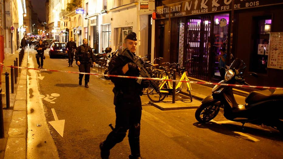 Paris stabbing suspect was on police radar for radicalism