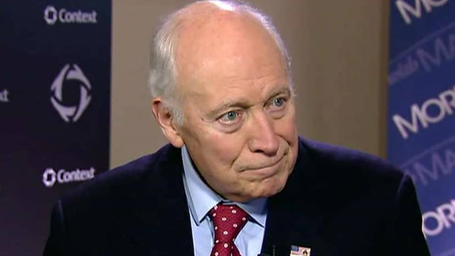 Dick Cheney: Enhanced interrogation worked, was not torture