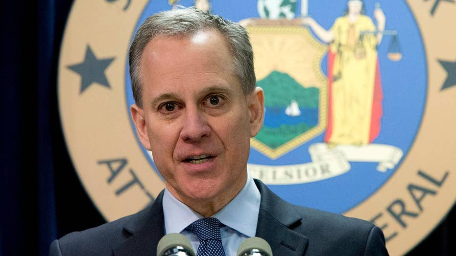 Schneiderman fear used opposite Trump