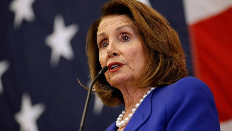 Pelosi insists that tax cuts didn't help average Americans